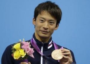 入江陵介 メダル